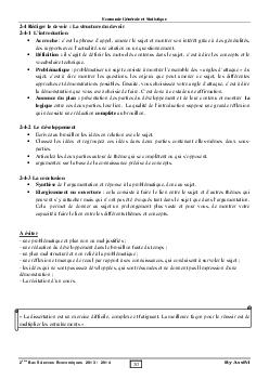 Technique de la dissertation juridique