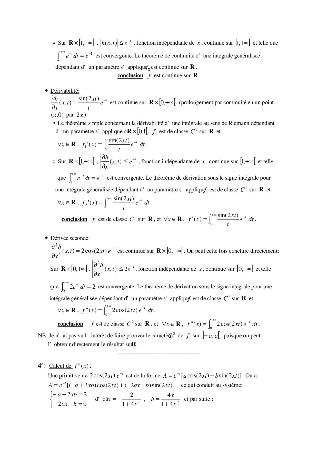 Banque PT 2002 Maths 2A Corrig