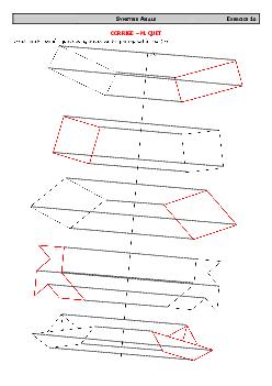 Construction du symétrique de figures simples - Corrigé d ...