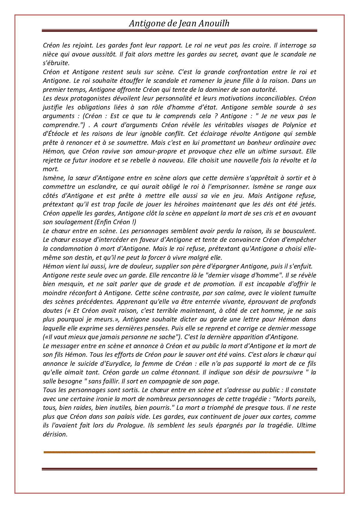 antigone jean anouilh pdf francais
