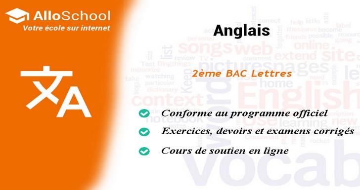 anglais 2eme bac lettres alloschool - Resume Science Islamique Bac